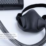Bluetooth Enabled Option – Half Mask
