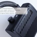 Bluetooth Enabled Option – Full Mask/Hood