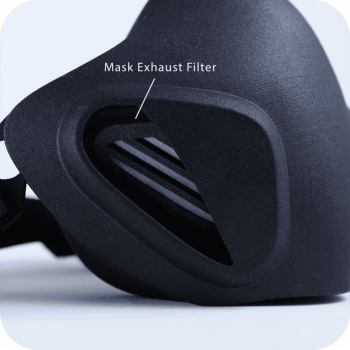 Replacement Mask Exhaust Filter