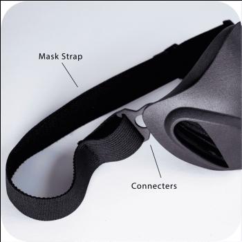 Mask Strap & Mask Connectors