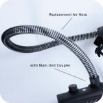 Replacement Air Hose With Main Unit Coupler